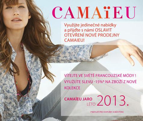 camaieu campaign